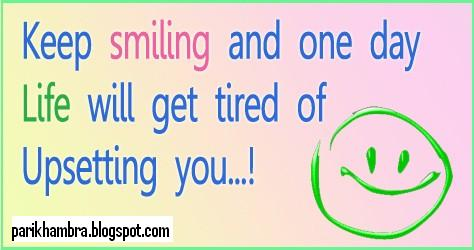 Smile, The Life Medicine