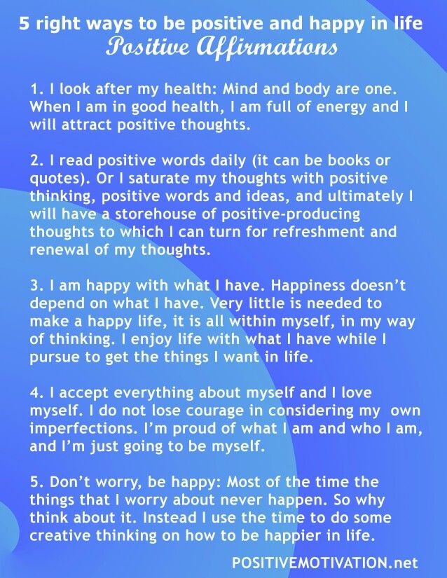 Positive affirmations on beauty
