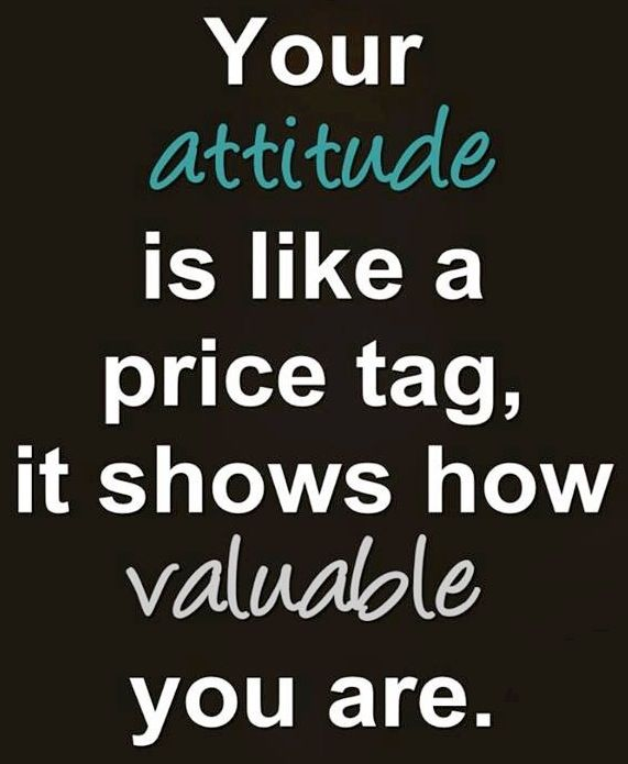Quotations On Attitude For Facebook Attitude