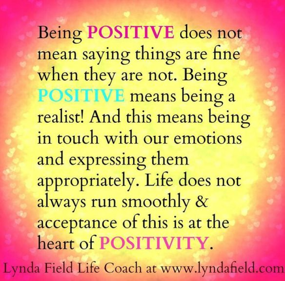 being_positive