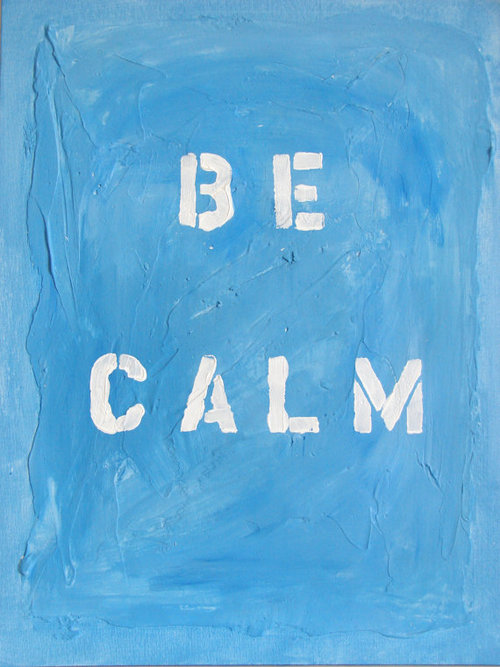 How you react in Tough Situations? Keep Calm And Be Yourself
